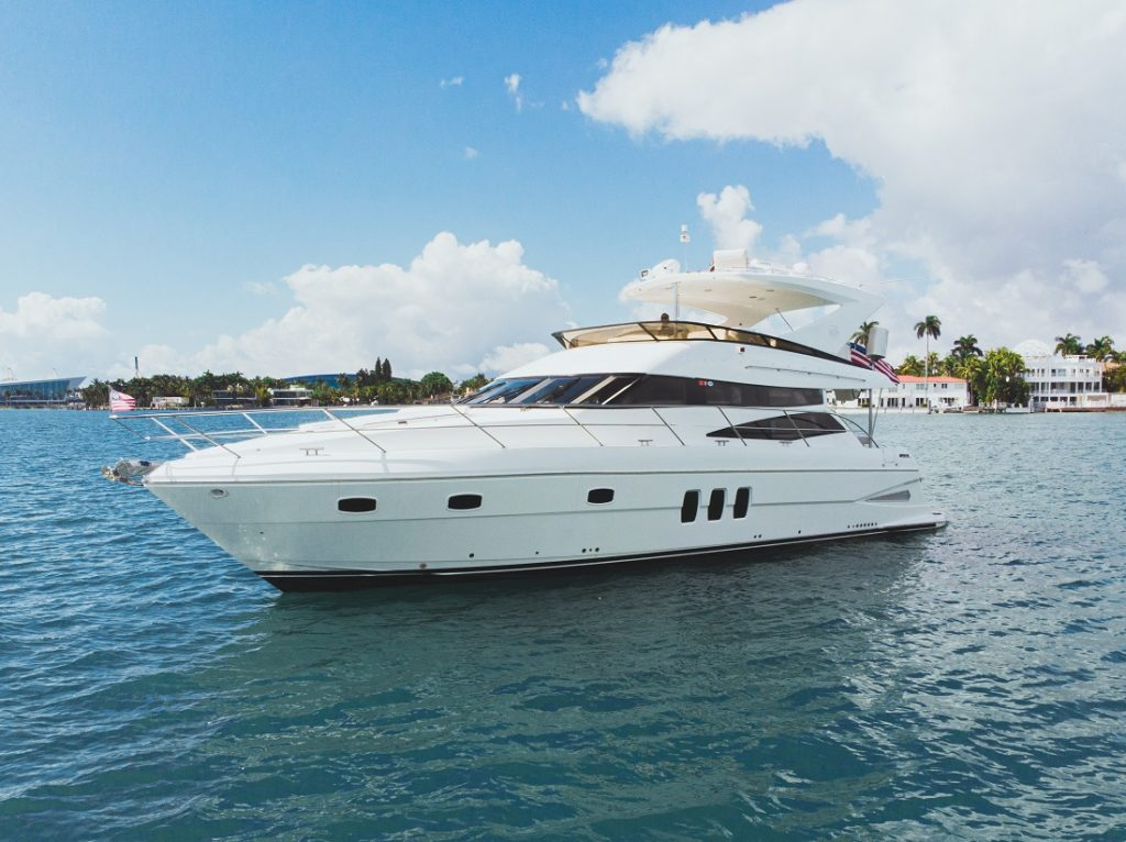 Neptunus yacht